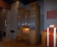 Orgel in oude situatie